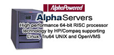 AlphaServer Accessories